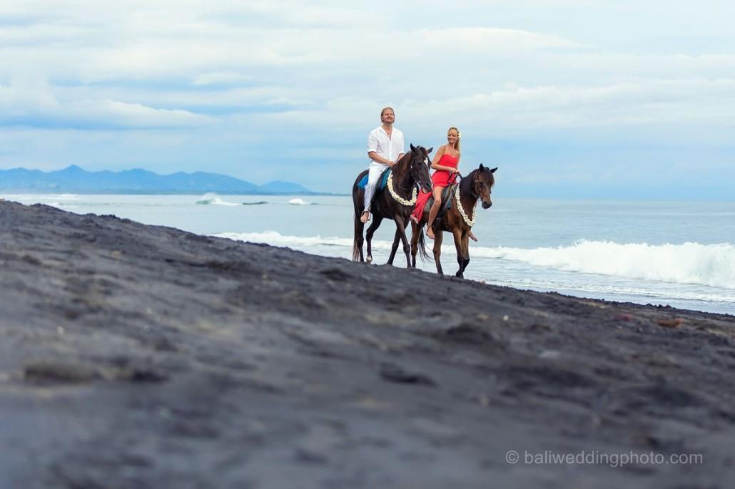 horse riding bali