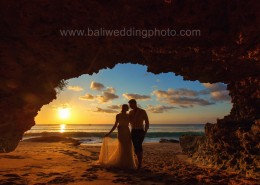 Pre Wedding Sunset Beach