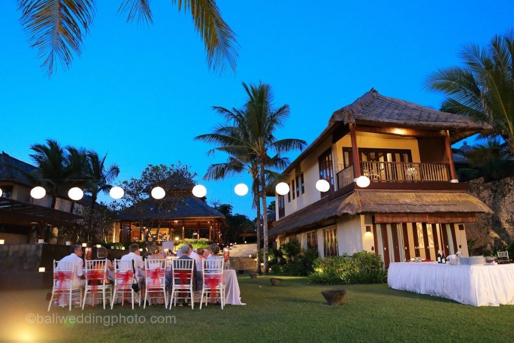 Bali villa wedding villa wedding in bali bali wedding for Bali mariage location