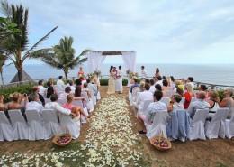 bali villas wedding