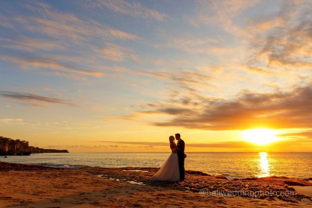 sunset bali photos