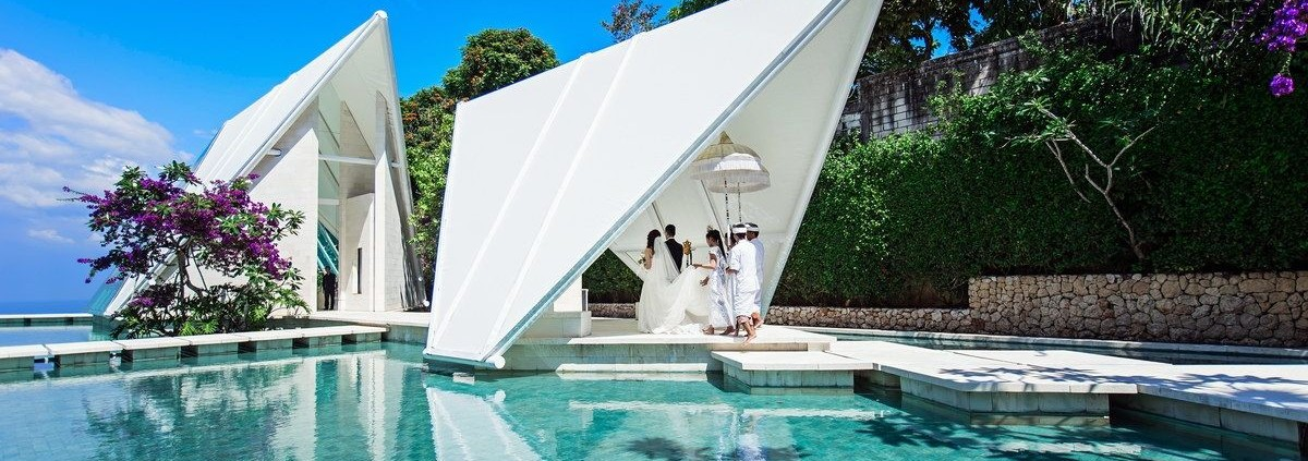 Wedding Chapel in Bali