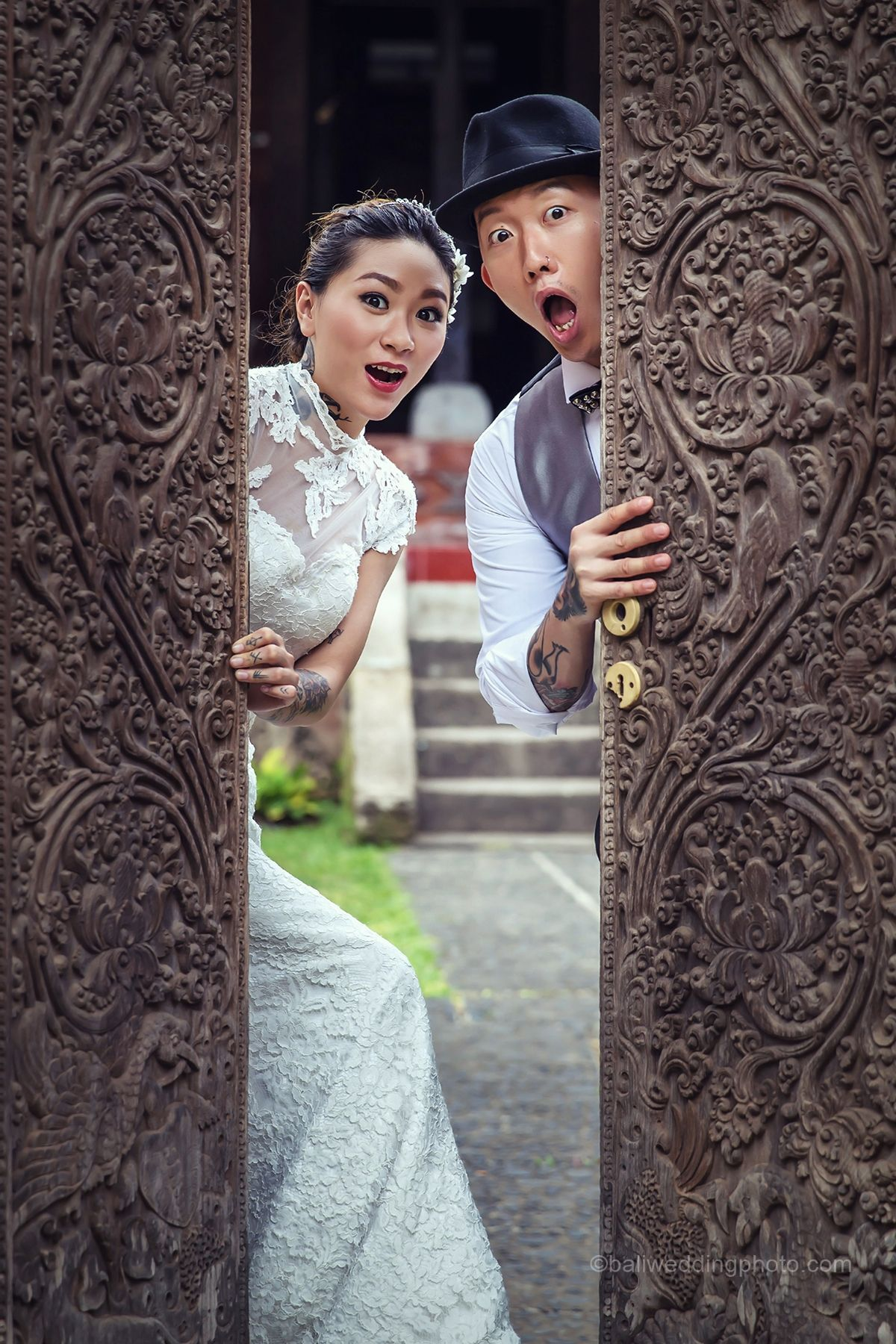 Popular bali pre wedding location continues for Bali mariage location