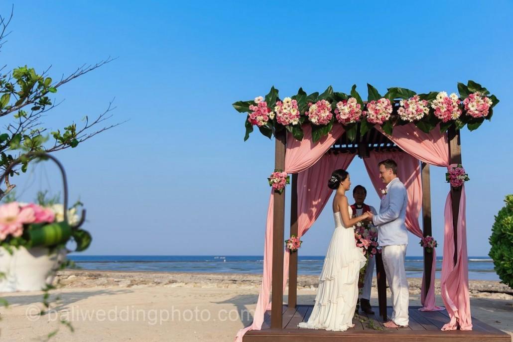 bali wedding blessing
