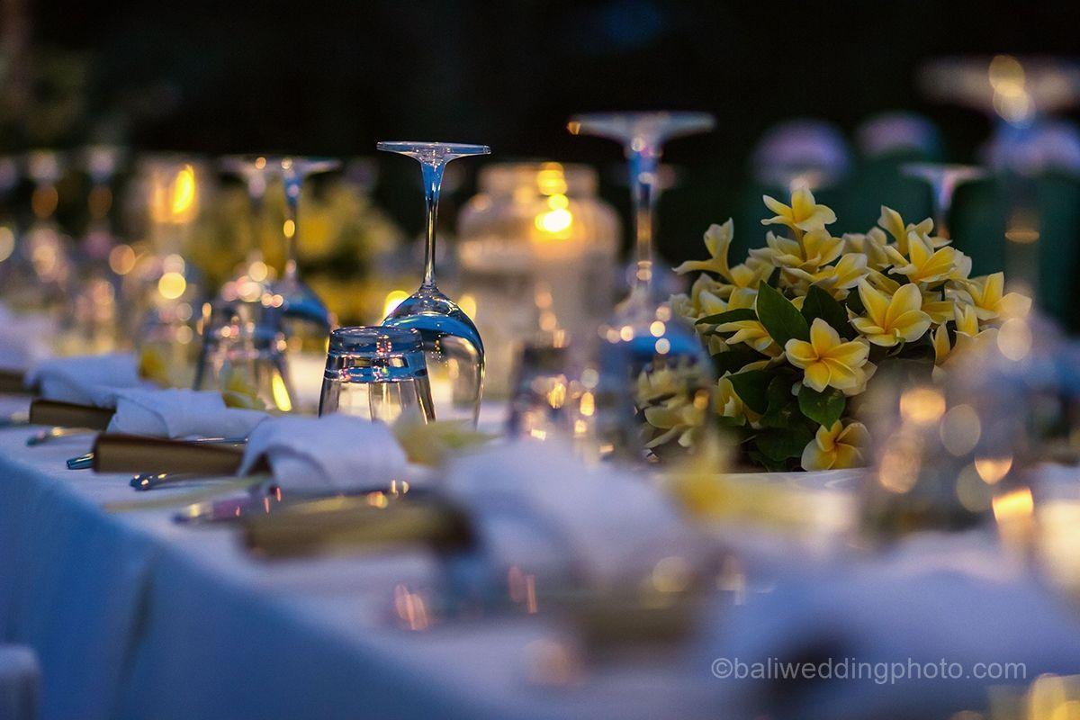 Wedding Event Photography: Bali Wedding Reception Basic Tips