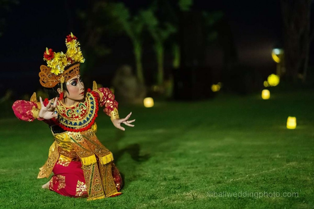 balinese dancer for wedding