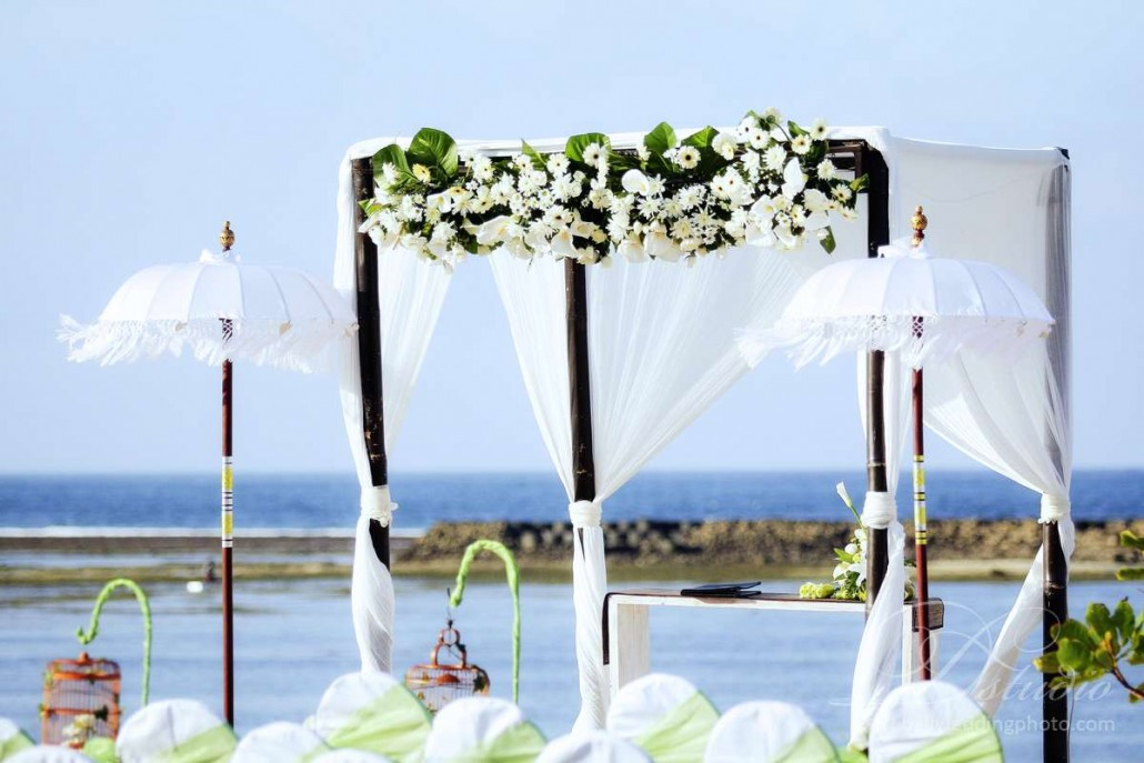 bali beach wedding venues
