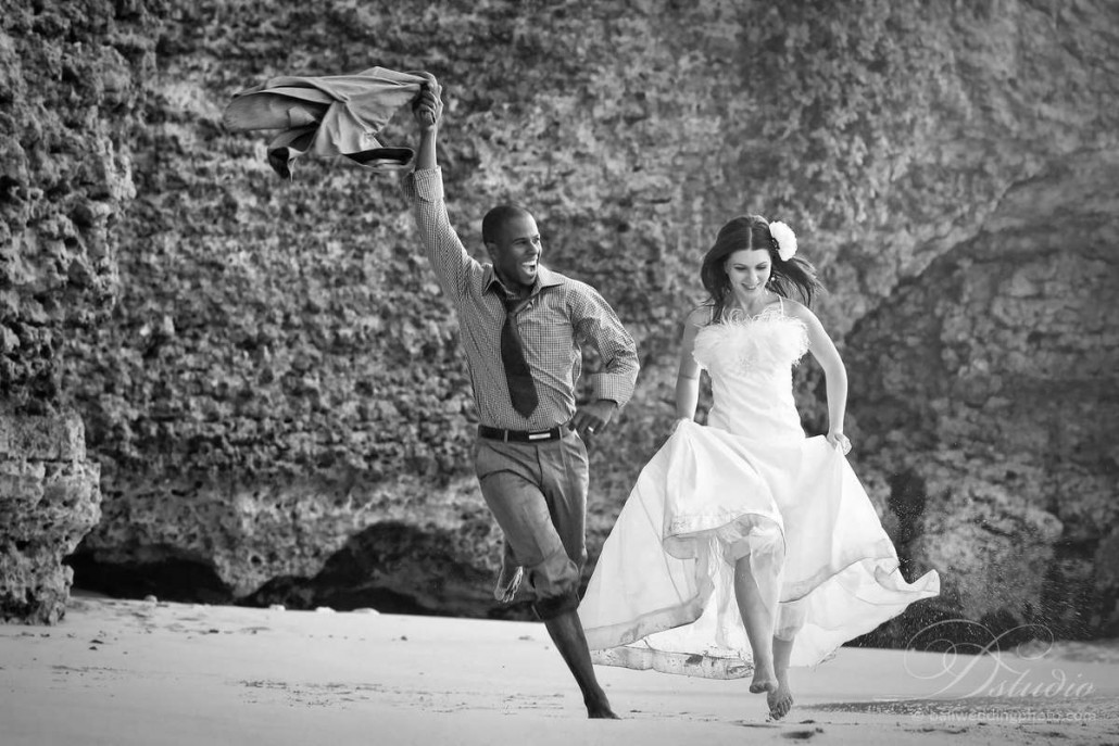 trash the dress bali