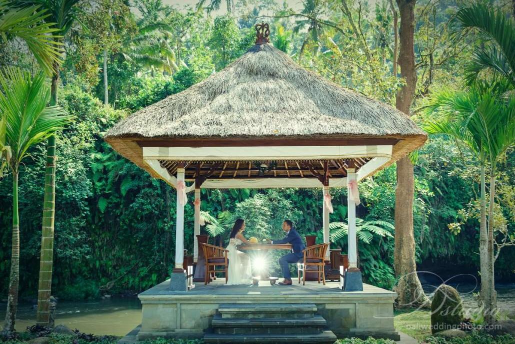 bali honeymoon photos