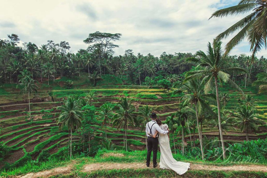 bali prewedding photo