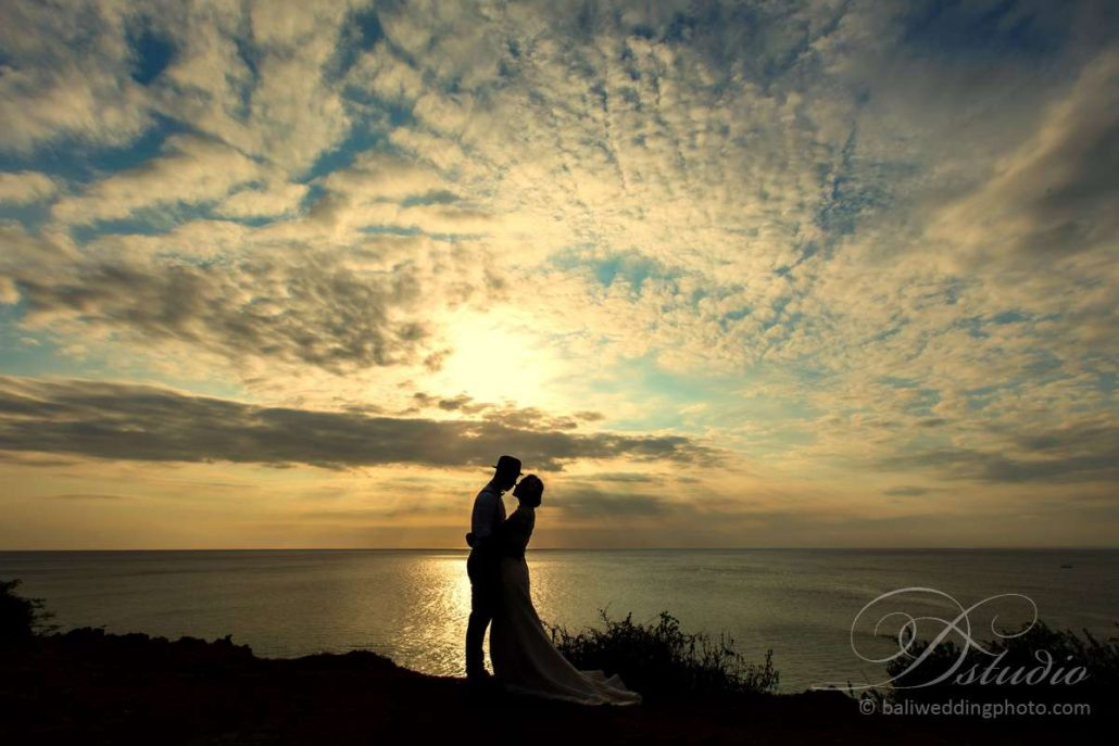bali pre wedding location